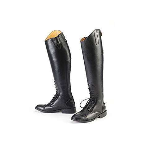 ERS Equi-star Child's Field Boot (All-Weather), Black, 6
