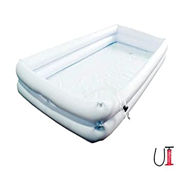 Amazon.com: Bañera hinchable de PVC para adultos con ...