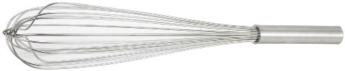 Paddle Whisk - Winco FN-24 Stainless Steel French Whip, 24-Inch, 1,