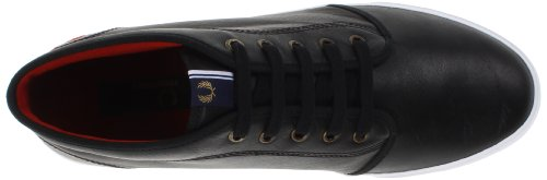 Fred Perry Fletcher Leather B3175102, Baskets Mode Homme
