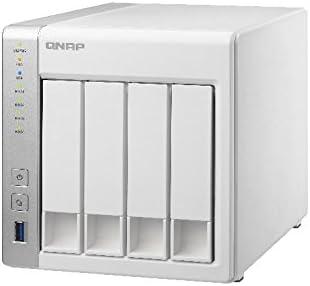 QNAP Turbo NAS TS-431+ - Unidad Raid (Alpine AL-212, DDR3, SATA III, 2.5/3.5