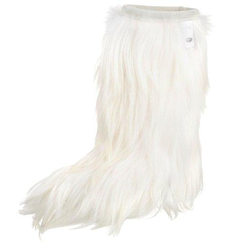 new style b6eb6 f44a4 Amazon.com | Tecnica Women's Yaghi Fur Cold Weather Fashion ...