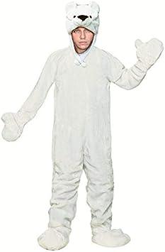 Disfraz Oso Polar para Adulto (Talla M) (+ Tallas) Carnaval ...