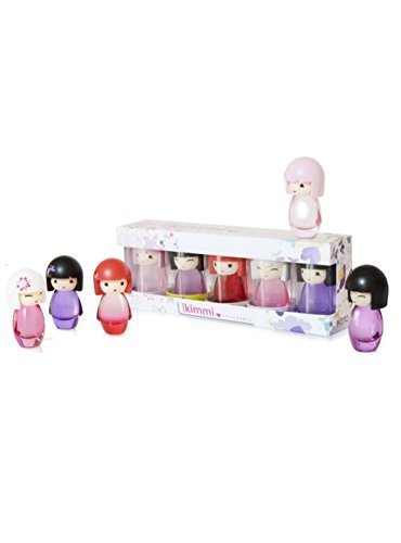 Kimmi Junior 5 pcs MINI SET Collection 5 x 0.16 oz (5 ml) EDT Splash Kids by Kimmi Fragrence