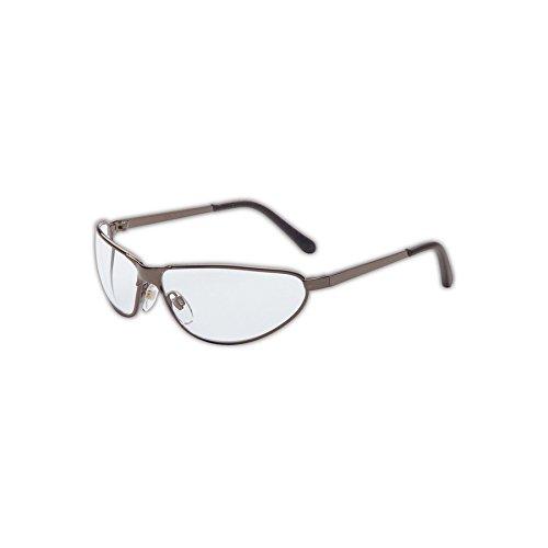 Honeywell S2450 Uvex Tomcat Series Protective Eyewear, Standard, Gunmetal
