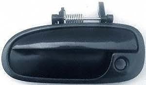 96 00 honda civic front door handle lh driver for 1997 honda civic window handle