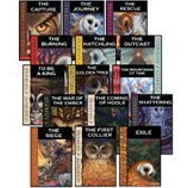 Guardians of Ga'hoole Complete Set, Books 1-15 (The Capture, The Journey, The Rescue, The Siege, The