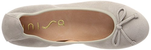 Acor Toe 18 Ballet Unisa Blue Fog Women's Grey Closed Fog Flats ks C5xpqXqfw