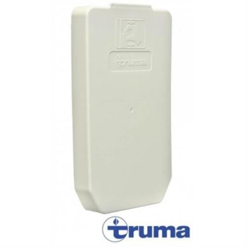 White Truma Ultrastore boiler exhaust cowl cover/ grill cover for models before 2006