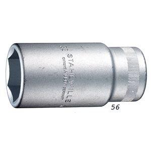 STAHLWILLE(スタビレー) 56-30 (3/4SQ)ディープソケット (6角) (0502 B075VMFF95