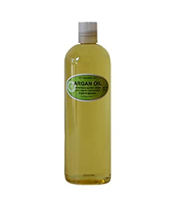 Extra Virgin Argan Unrefined Organic Cold Pressed Pure Pure 16 Oz