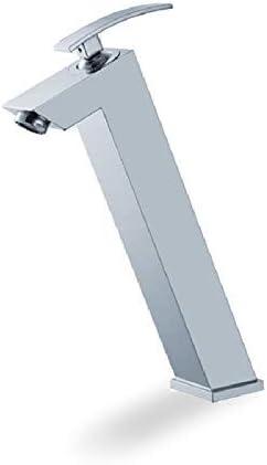 ZWH-ZWH 蛇口ラグジュアリー流域ミキサーの浴室のシンクミキサー水タップハンド洗面台バスルームのデッキ蛇口を使用し毎日、耐久性(サイズ:L、表面の仕上げ:真鍮) 蛇口 (Size : Click to select S)