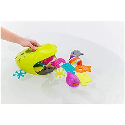 Boon Frog Pod Bath Toy Scoop, Green : Baby