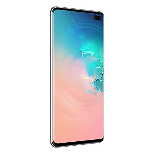 Samsung Galaxy S10 Plus Dual SIM 128GB 8GB RAM 4G LTE (UAE Version) - Prism Silver - 1 year local brand warranty