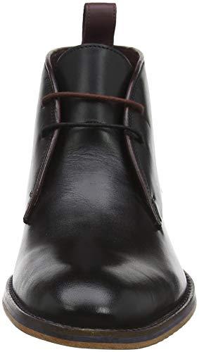 Bottes Black Ted Homme Noir et Baker Blk Classiques Deksta Bottines qExU8BEwC