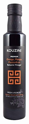 orange and balsamic dressing - 9