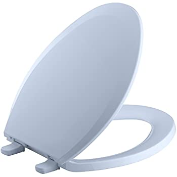 Kohler K 4652 6 Lustra Elongated Closed Front Toilet Seat