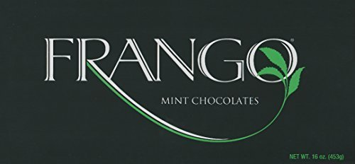 Frango Mint Chocolates - Milk Chocolate - 1 lb Box