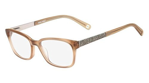 factory outlet new arrivals new products Nine West Eyeglasses NW5076 655 Blush 51 17 at Amazon ...