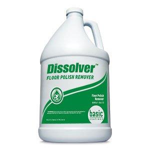 Basic Coatings® 1 Gallon DissolverTM Floor Polish Remover
