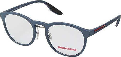 Prada Unisex 0PS 05HV Light Blue One Size (Prada Sonnenbrille Unisex)