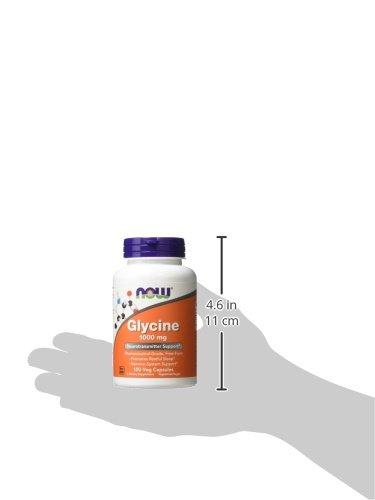 NOW-Glycine-1000mg100-Veg-Capsules