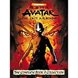 Avatar the Last Airbender: The Complete Book 3 Collection Fire (5 DVD Set)