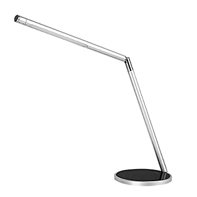 Joly Joy LED Desk lamp with Touch Control, Dimmable Table Lamp, Eye- Care Office Light, 6 Color Temperatures with 4 Brightness Levels, Memory Function, 10 and 40 Minute Timer