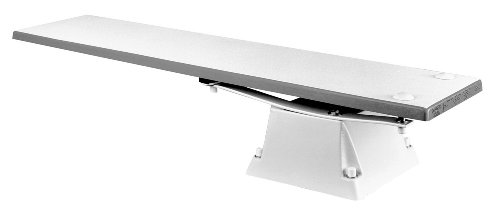 S.R. Smith 68-209-2382 656/658 Supreme Jump Stand with 8-Foot Glas-Hide Diving Board, White by S.R. Smith