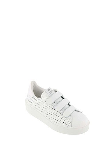 Deportivo W Victoria Blanco Velcros Chaussures 4S11Tqw5