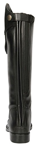 Reißverschluss Horse Schutzlasche Harry's Reitstiefel Lederlook Vegas Junior q1wnY0xX