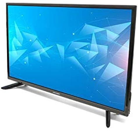 MicroVision TV 40 40FHDSMJ18-A LED FHD SMART TV NEGRO: Microvision: Amazon.es: Electrónica