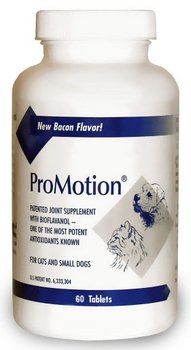 ProMotion for Small Dogs/Cats (60 - Manganese Tabs 60