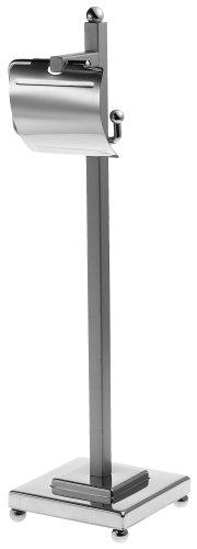 Taye Hardware - Taymor Hooded Deluxe Pedestal Toilet Paper Holder