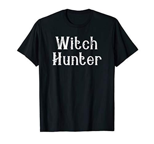 Witch Hunter Halloween T Shirt - Costume for Men & Women]()