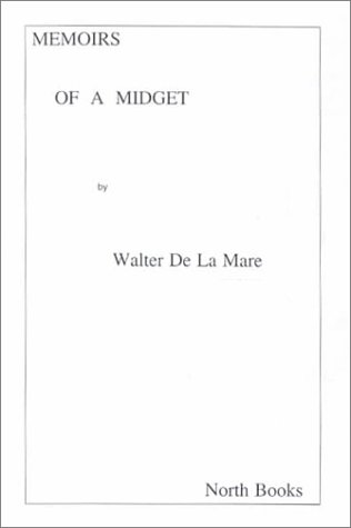 book cover of Memoirs of a Midget