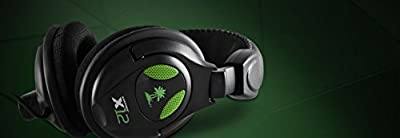 Turtle Beach Ear Force X12 Arctic Amplified Stereo Gaming Headset - Xbox 360