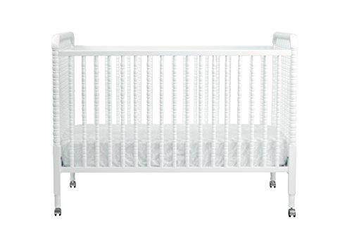 DaVinci Jenny Lind Stationary Crib, White by DaVinci (Image #8)
