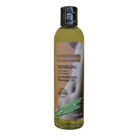 IO Sensual Cocobean & Goji Berry 8 onces d'huile (2 pack)