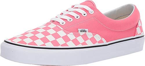 Vans Mens U ERA Checkerboard Strawberry Pink Size 5.5