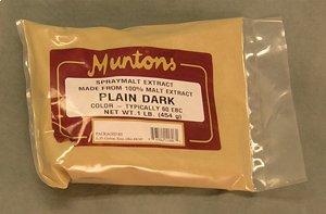Munton & Fison (UK) Dark DME- 1 lb. - Muntons Dry Malt Extract
