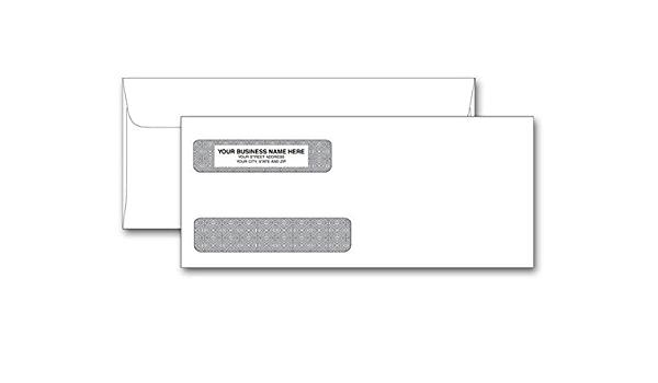 EGP Single Window Security Lined 8 7//8 x 3 7//8