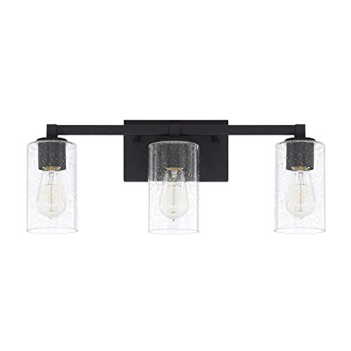 Capital Lighting 119831BI-435 Ravenwood Three Light Vanity from Capital Lighting