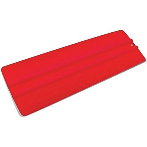 Speedball  Art Products Sb4479 Red Baron Squeegee Dual Edged  9 Inch  Fabric And Graphic Blade  Standard Retail Packaging