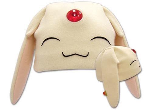 Tsubasa: White Mokona Anime Cosplay Fleece - Cap Fleece Cosplay