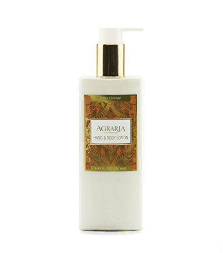 Agraria San Francisco Hand & Body Lotion, Bitter Orange, 8.45 fl. oz.