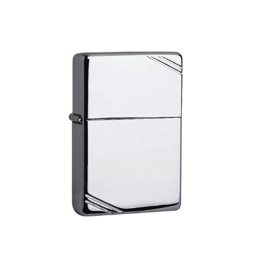 (Zippo High Polish Chrome)
