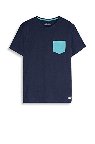 shirt Esprit navy By Edc Blu T Uomo OPBqWwAx