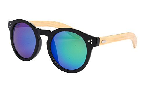 Frame Gafas Wood de para sol 4023MC1 hombre Insun q41P0g4