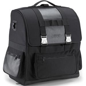 Amazon.com: Givi bolsa CL500 clásico Sissy Bar, color negro ...